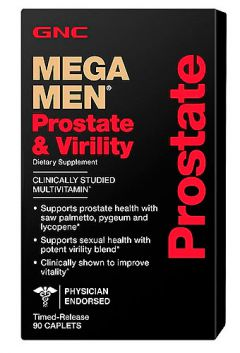 Mega Men Prostate & Virtility