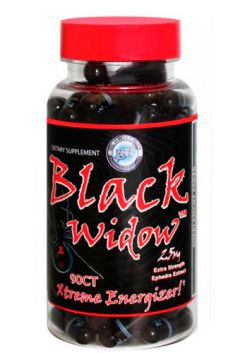 Pharmaceuticals Black Widow