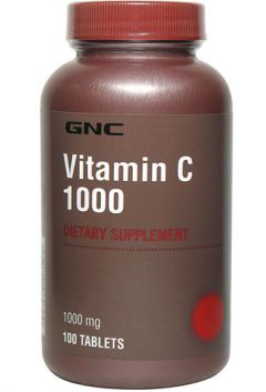 GNC Vitamin C 1000 mg 100 caps