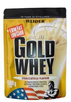 Delicious Gold Whey