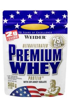 Ultrafiltrated Premium Whey