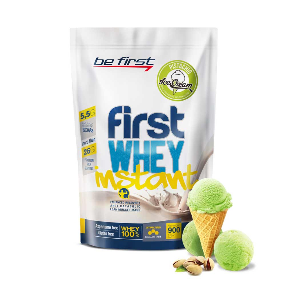 be first First Whey instant 1