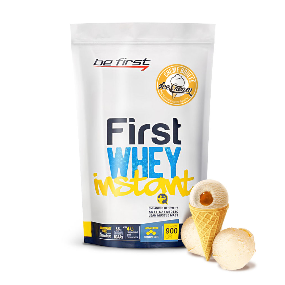 be first First Whey instant 2