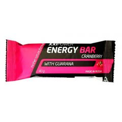 XXIPOWER Energy Bar клюква