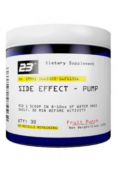 Side Effect Pump