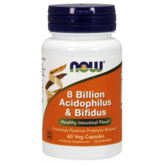 8 Billion Acidophilus & Bifidus VEG