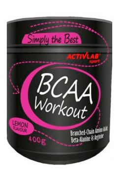 BCAA Workout