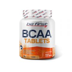 be first BCAA 2:1:1 Tablets