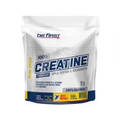 be first Creatine 100% monohydrate