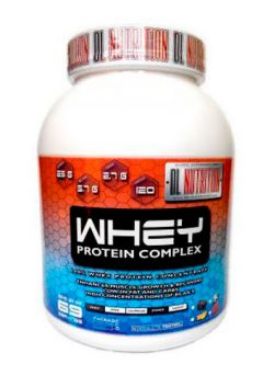 DL Nutrition WHey Protein Complex