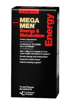 Mega Men Energy & Metabolisim