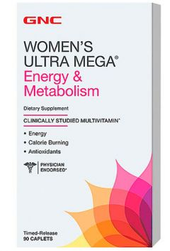 Womens Ultra Mega Energy Metaboli