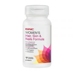 GNC HAIR, SKIN AND NAILS