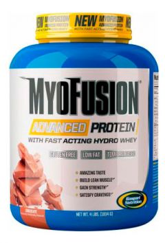 Gaspari Nutrition Myo Fusion Advanced Protein