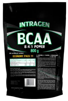 Intragen BCAA 8:4:1 Power