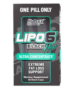 Lipo 6 Black Ultra Concentrate Hers