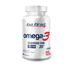 be first Omega-3
