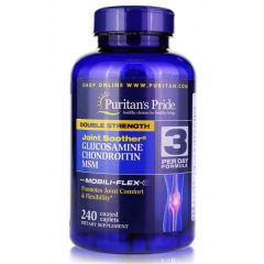 DOUBLE STRENGTH GLUCOSAMINE, CHONDROITIN & MSM