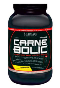 Ultimate Nutrition Carne Bolic