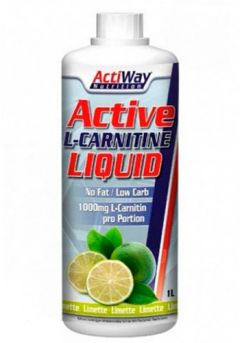 ActiWay Nutrition Active L-Carnitin Liquid