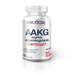 be first AAKG Capsules