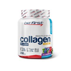 Collagen + vitamin C powder