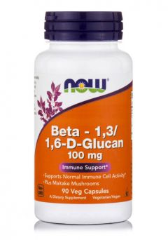 Beta - 1,3/1,6-D-Glucan 100 mg VEG