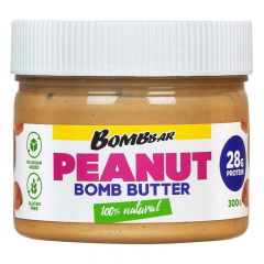 Bomb Bar Peanut Bomb Butter