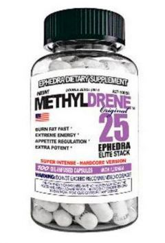 Methyldrene 25 Ephedra