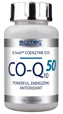 Scitec Essentials CO Q10 50mg