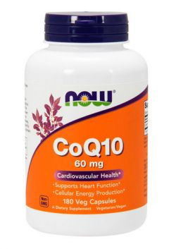 CO Q10 60mg, 180 cap