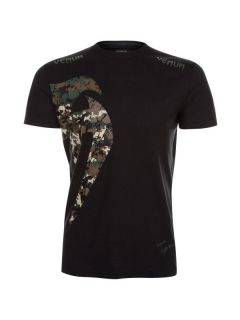 Футболка Giant Tee Jungle Camo/Black