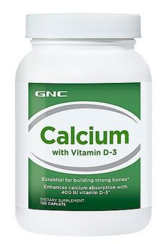 Calcium with Vitamin D-3