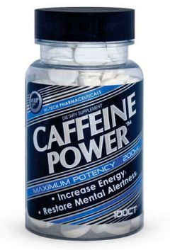 Pharmaceuticals Coffeine Power