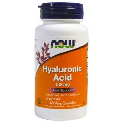 NOW Hyaluronic acid 50 mg