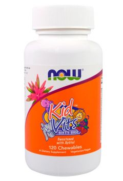 Kid Vits, 120 chewables