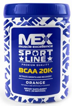 Mex Nutrition ВCAA 20K