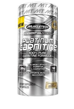100% Platinum L-carnitine 500 mg