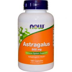 NOW Astragalus 500 mg