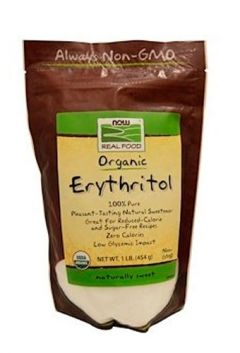 NOW Erythritol