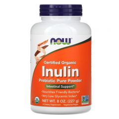 NOW Inulin