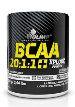 Olimp BCAA 20:1:1 plus Xplode powder