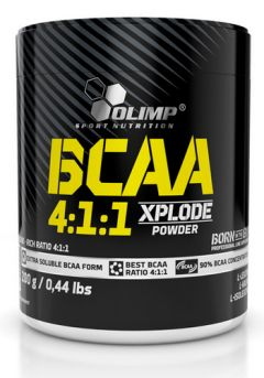 Olimp BCAA 4:1:1 Xplode powder 200 g