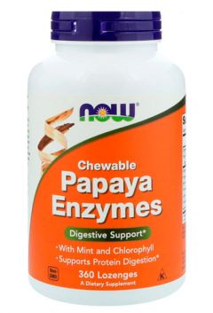 Papaya Enzymes, 360 lozenges