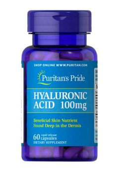 Puritan`s Pride Hyaluronic Acid 100 mg