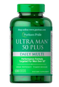Ultra Man 50 Plus