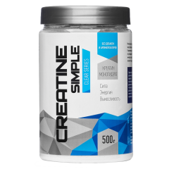 RLINE Nutrition Creatine Simple