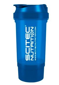 Scitec Nutrition Traveller Shaker Blue
