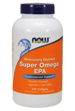 Super Omega EPA, 240 softgels