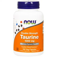 NOW Taurine 1000 mg